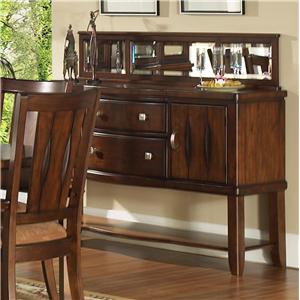 Morris Home Furnishings Rhythm  Server