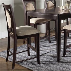 Morris Home Furnishings Signature Bar Chair
