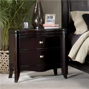 Morris Home Furnishings Signature Nightstand