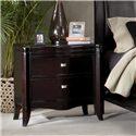 Morris Home Furnishings Signature Nightstand - Item Number: 138-91