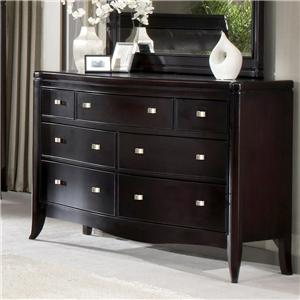 Morris Home Furnishings Signature Drawer Dresser