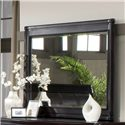Morris Home Furnishings Signature Mirror - Item Number: 138-93