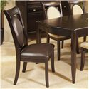 Morris Home Furnishings Signature Bicast Side Chair - Item Number: 138A33