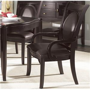 Morris Home Furnishings Signature Bi Cast Arm Chair