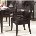 Morris Home Furnishings Signature Bi Cast Arm Chair - Item Number: 138A43