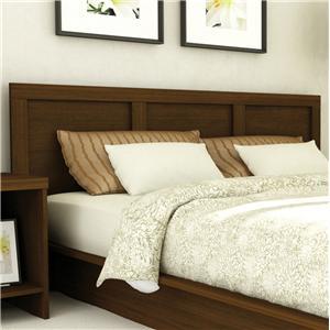 Sonax Bedroom Full/Queen Plateau Panel Headboard