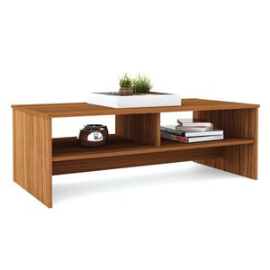 Sonax Living Room CT-2486 Woodland Coffee Table with Open Shelf
