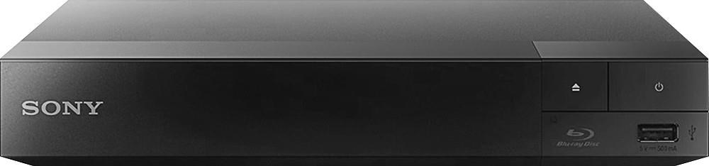 Streaming Wi-Fi Built-In Blu-ray Player - Bl