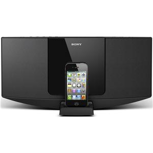 Shelf Stereo Systems Micro Shelf System Made for iPod® and iPhone® by Sony