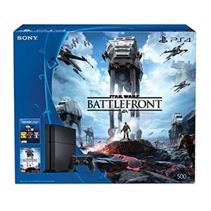 Sony Gaming Systems Star Wars Battlefront PS4 Bundle