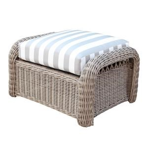 South Sea Rattan & Wicker Arcadia 2016 Arcadia Ottoman
