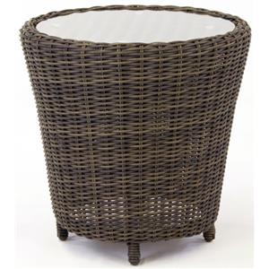 South Sea Rattan & Wicker Barrington 7770 Outdoor End Table