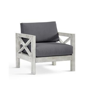Chair with Luxterior Cushion