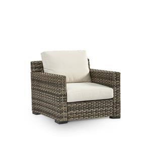 Chair With Luxterior Cushions