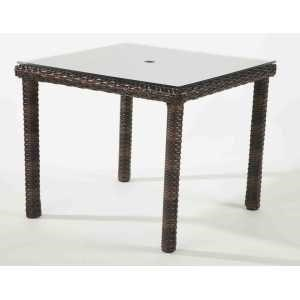 Saint Tropez Dining Table by South Sea Rattan & Wicker at C. S. Wo & Sons Hawaii
