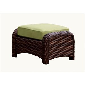 South Sea Rattan & Wicker Saint Tropez 2016 St Tropez Ottoman