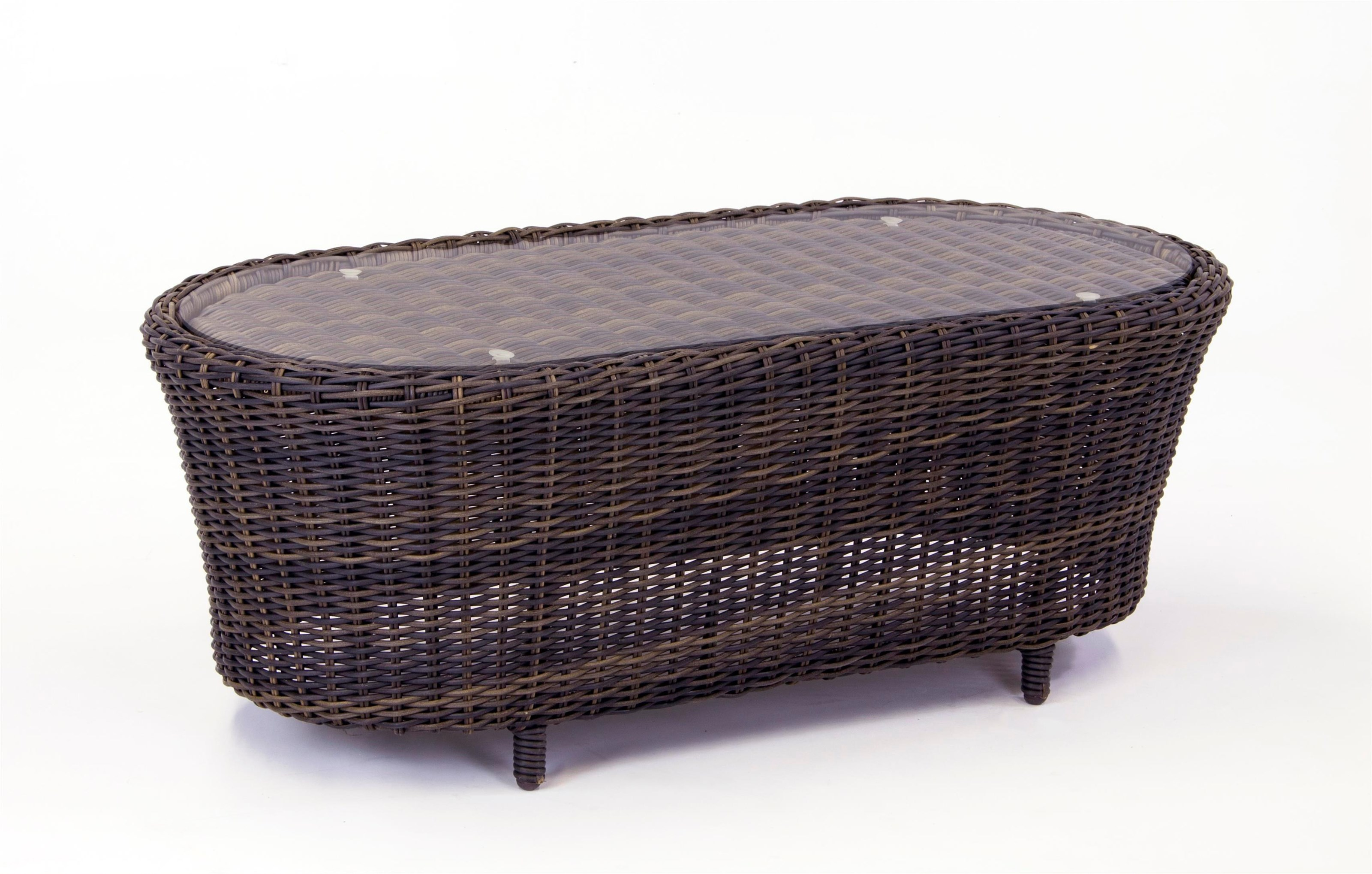 South Sea Rattan & Wicker Barrington Coffee Table - Item Number: 77744