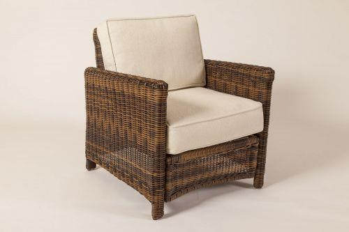 South Sea Rattan & Wicker Del Ray Chair - Item Number: 76601