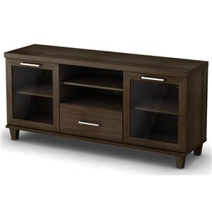 Adrian Entertainment Center w/ Drawer by South Shore