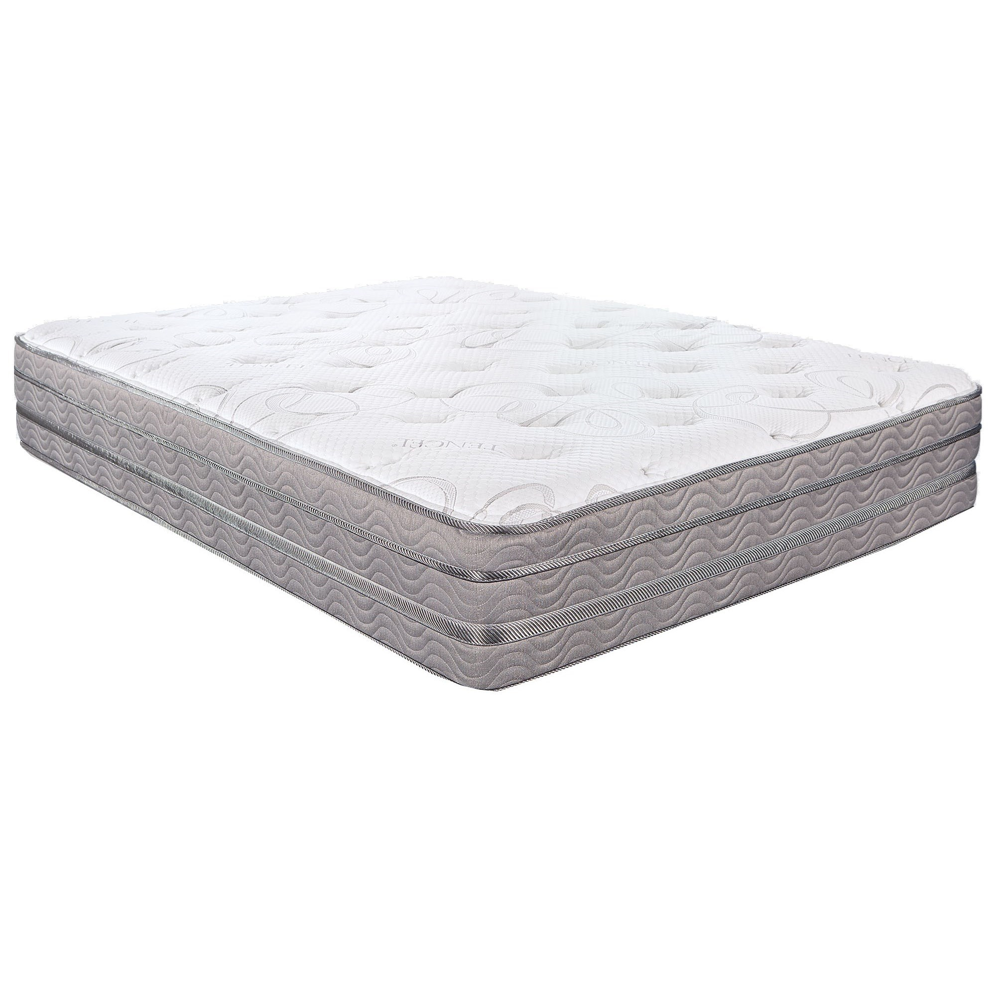 "Queen 12"" Euro Top Mattress"