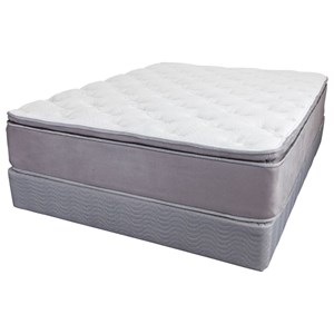 Southerland Bedding Co. Montgomery Pillow Top Queen Pillow Top Mattress Set