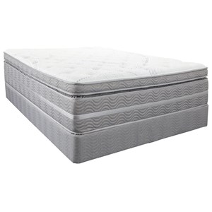 King Ultra Plush Box Top Mattress Set