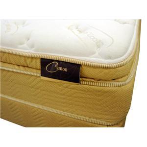 5/0 Canton Pillowtop Mattress Set