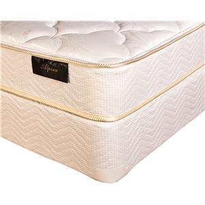 Southerland Bedding Co. Southerland Hayden Full Plush Mattress Set