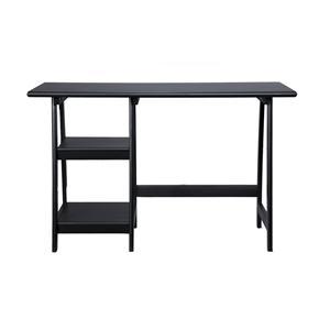 Southern Enterprises Desks and Chairs Langston Single Pedestal A-frame Desk