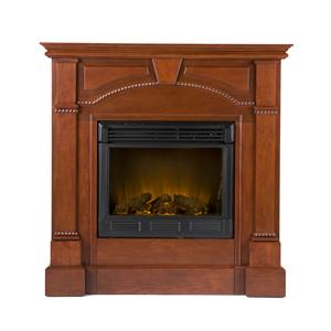 Southern Enterprises Fireplaces  Heritage Electric Fireplace