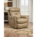John V's Kick Backs Flicker Reclining Chair - Item Number: 1143P-243-16