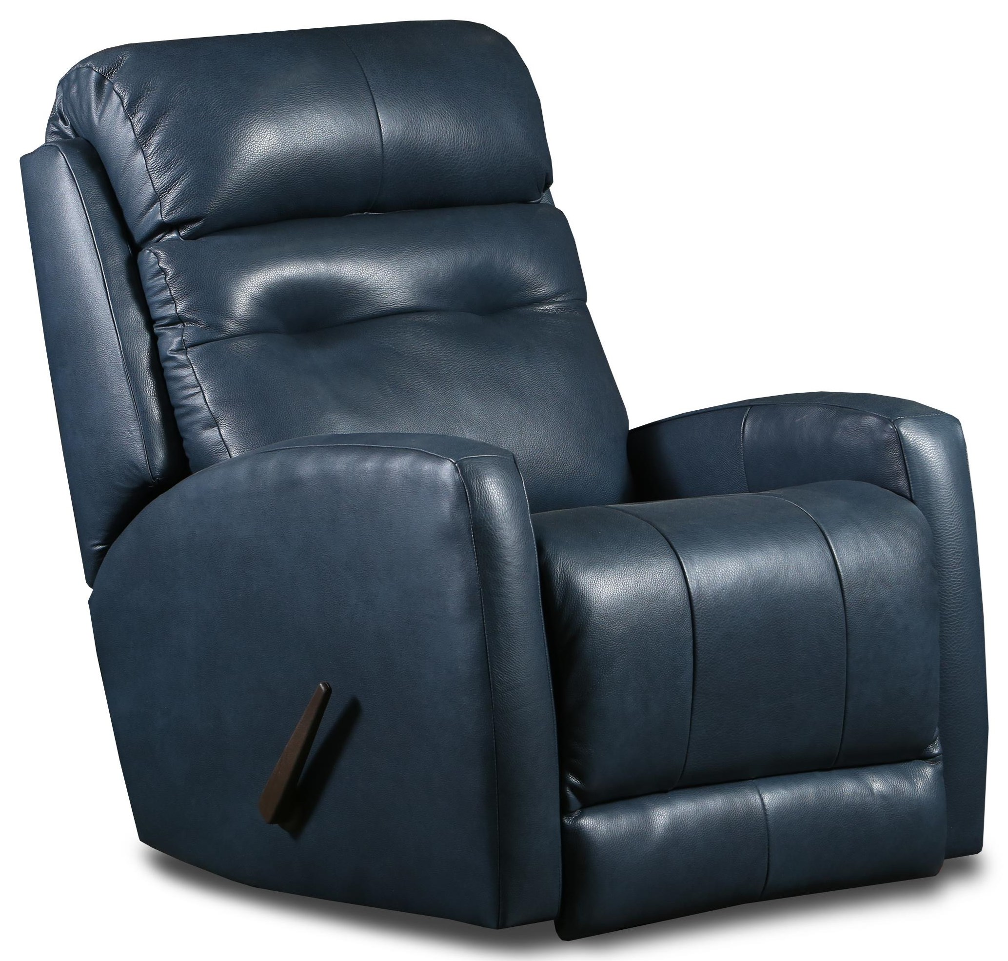 1157 Rocker Recliner 1157 LEATHER Rocker Recliner 903-60 by Southern Motion at Furniture Fair - North Carolina