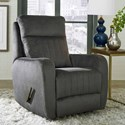 Southern Motion Racetrack Rocker Power Recliner - Item Number: 5166P-137-14