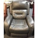 Southern Motion 1316 Graphite Recliner - Item Number: 1316Graphite