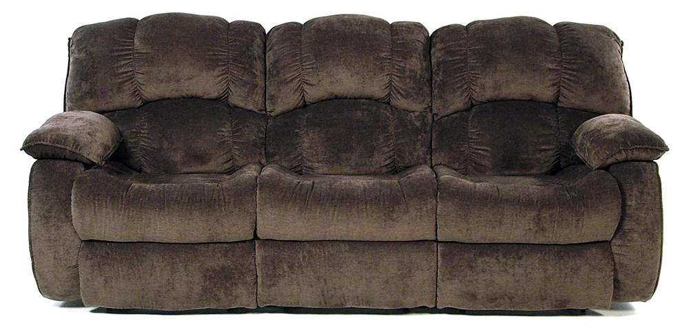 Design to Recline Hat Trick Triple Reclining Sofa - Item Number: 792-35