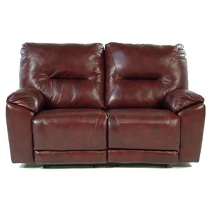 Design to Recline Chianti Double Reclining Loveseat