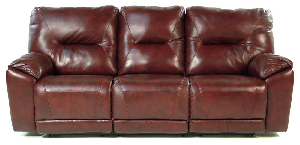 Design to Recline Chianti Double Reclining Sofa  - Item Number: 590-31