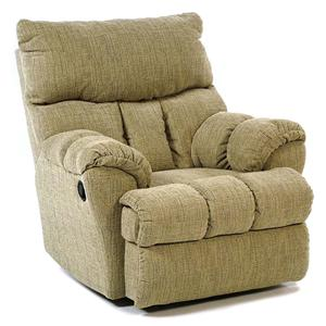Design to Recline Full Relaxer Casual Styled Lay-Flat Wall Recliner