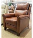 Southern Motion Pep Talk Leather Push Back Recliner - Item Number: 1628-906-21