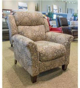 Southern Motion Pow Wow Push Back Recliner