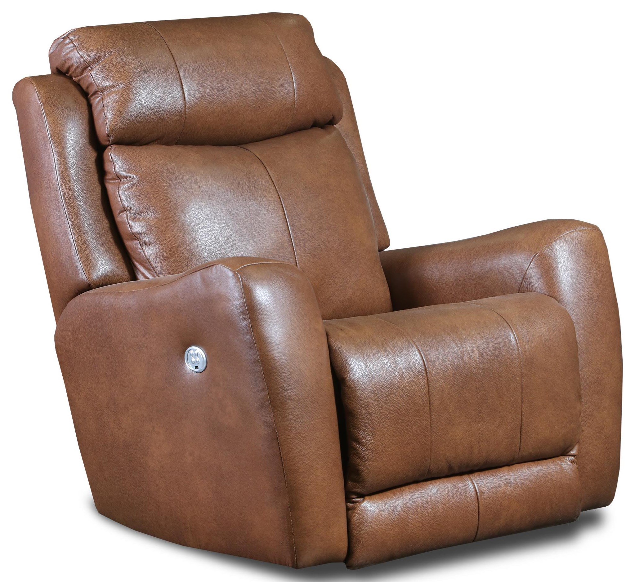 Leather Power Recliner 903-17