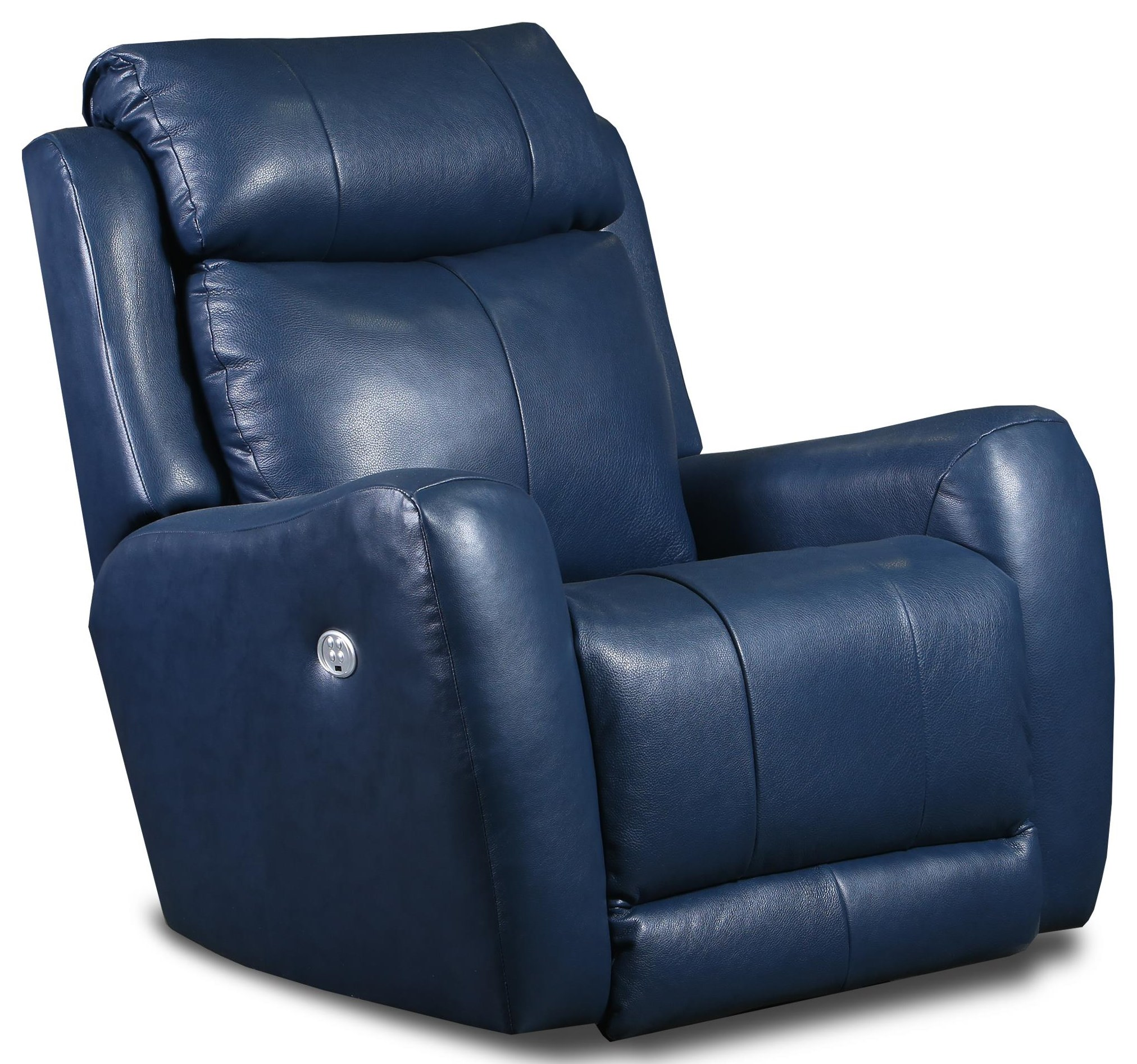 Leather Power Recliner 905-60