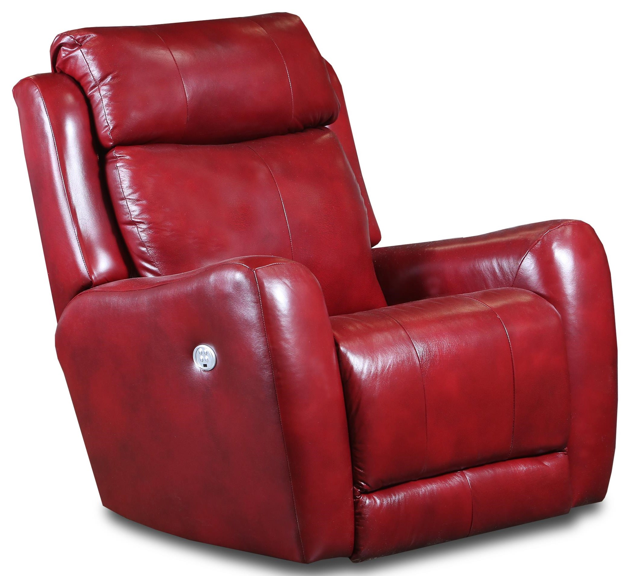 Leather Power Recliner 905-42
