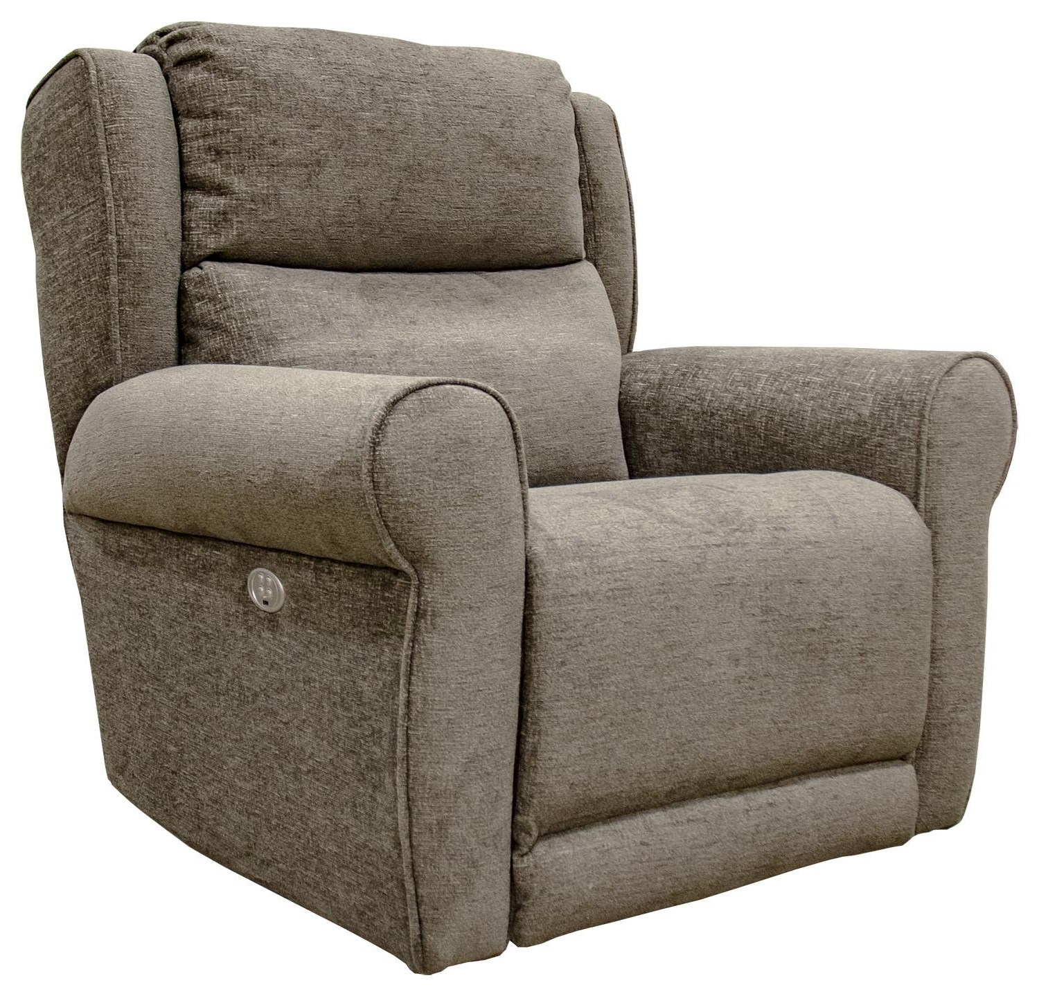 Mink Power Big Man's Recliner