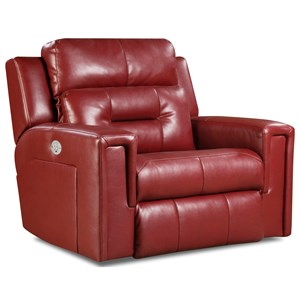 Southern Motion Excel Power Reclining Chair and a Half