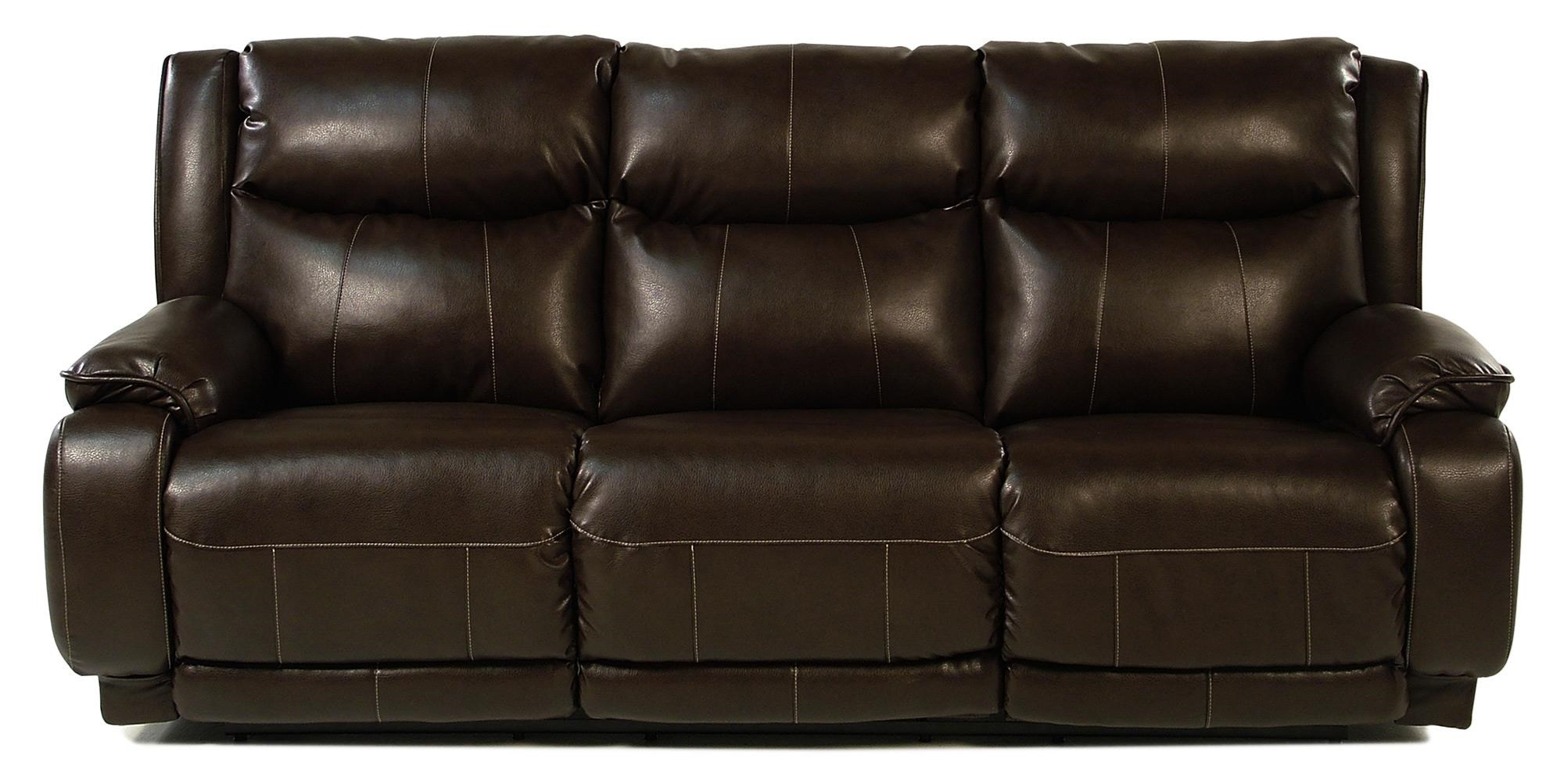 Design to Recline Power-Max Triple Reclining Sofa - Item Number: 875-35