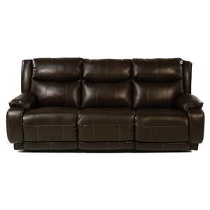 Design to Recline Power-Max Triple Reclining Sofa