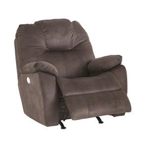 Power Recliner With Power Headrest, Lumbar,
