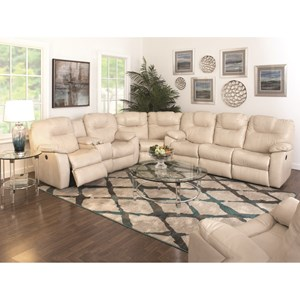 Southern Motion Avalon 3 Pc. Sectional