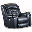 Southern Motion Avatar Power Wall Hugger Recliner - Item Number: 2843PLUS-Black